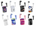 Auricolari Wireless bluetooth + Power Case COLORI ASSORTITI Cellularline
