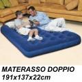 Materassino Gonfiabile Matrimoniale 191x137x22
