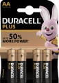 BATT. STILO PLUS POWER DURACELL 4 Pz