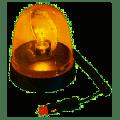 LAMPEGGIANTE GIREVOLE 12V MAGNET.
